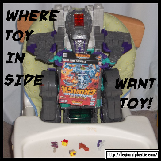TRYPTICON WANTS TOY!