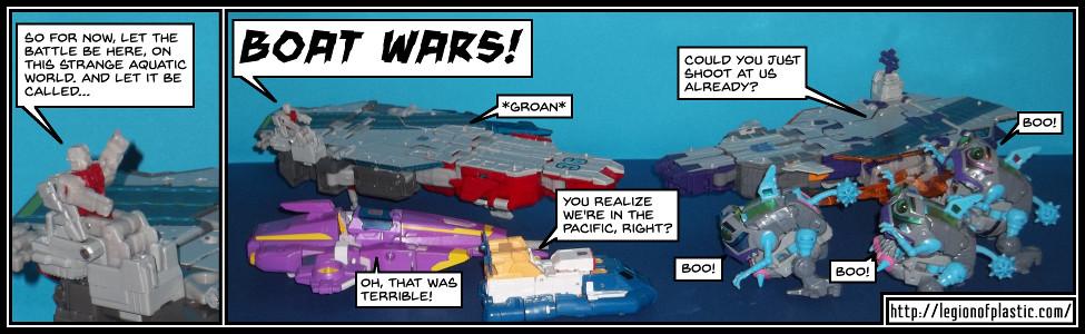 Boat Wars!