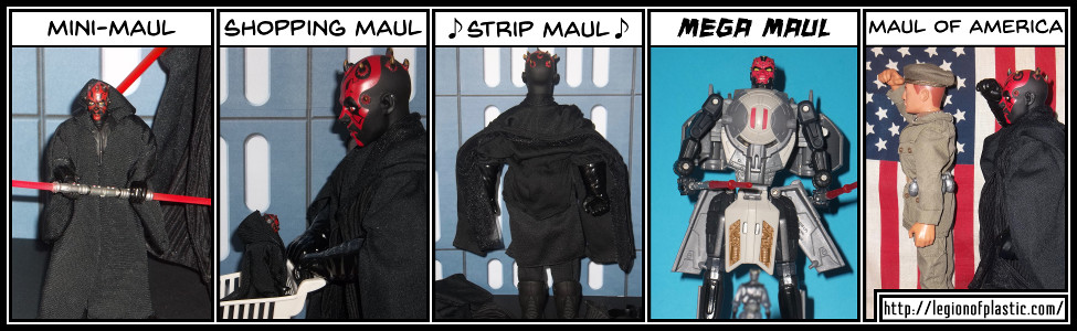 Variations on a Sith