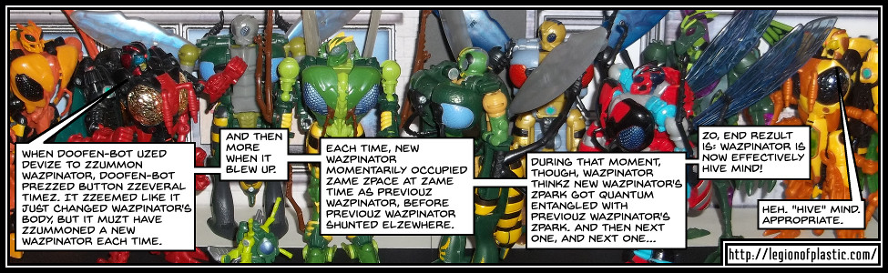 Waspinator's Quantum Boogaloo